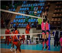 قرطاج يفوز على «DGSP» ببطولة إفريقيا للطائرة سيدات