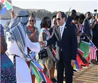فيديو| عبد المنعم السيد: السيسي يسعى للتكامل الاقتصادي والاستثماري مع إفريقيا