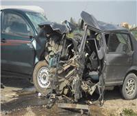بالأسماء| مصرع شخص وإصابة 20 في حادث تصادم بالإسكندرية