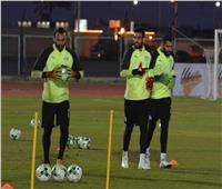 منتخب مصر يواصل تدريباته.. وإصابة عامر عامر