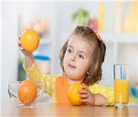 6 فوائد مهمة لتناول الأطفال للبرتقال