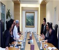 سحر نصر: مصر تحرص على تعزيز العلاقات الاستثمارية مع سلطنة عمان