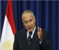 الأمين العام لجامعة الدول العربية يغادر لمدريد
