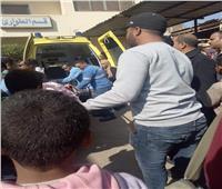 صور| مجزرة في أوسيم.. «مختل» يطلق النار عشوائيًا ويقتل 5 أفراد