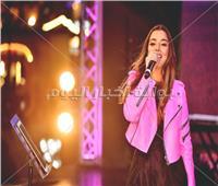 صور| بلقيس تستعد لحفل النساء الأول في أبوظبي