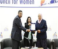 المرأة المصرية 2019| نادية زخاري: نسبة الإناث أكبر من الذكور في البحث العلمي