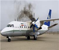 وكالة إيرانية: اندلاع حريق في طائرة بمطار مهر أباد بطهران