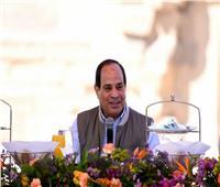 فيديو| حوار الرئيس التفاعلي مع الشباب العربي والأفريقي من معبد فيله بأسوان