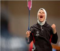 لقطة اليوم| الملائكة الأبطال.. فرحة مريم أحمد بميدالية «الألعاب العالمية للأولمبياد»