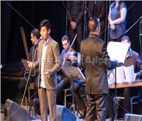 زياد وائليبدع في أقوى حفلاته بالساقية