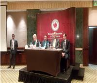 رضا عبد القادر: الجهاز الضريبي بمصر يقدم خدمة متميزة للمجتمع