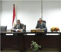 محافظ أسيوط يترأس اجتماعًا لمناقشة نسب تنفيذ الخطة الاستثمارية