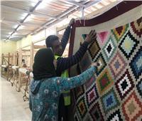 «مصر الخير» تكرم الأمهات المثاليات بمصنع الكليم في أطفيح بالجيزة