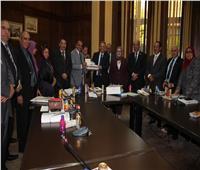 تكريم الدكتور جمال الكردي لانتهاء فترة وكالته لـ«حقوق طنطا»