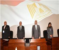 إنطلاق فعاليات المؤتمر الدولي الأول للهيئة القومية لمياه الشرب والصرف الصحي