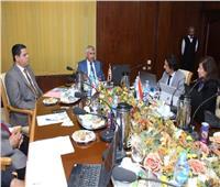 ميناء دمياط يستضيف اجتماع لجنة العلاقات مع المؤسسات الدولية بجمعية موانئ المتوسط