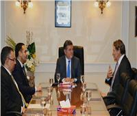 وزير قطاع الأعمال العام يشهد توقيع بروتوكول للتقييم الفني
