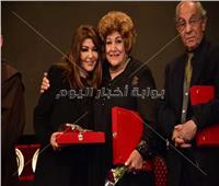 صور| تكريم سميرة سعيد وهالة صدقي ورانيا علواني في «يوم العطاء»