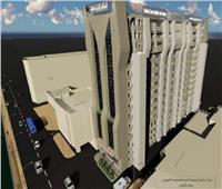 الخشت: الانتهاء من تطوير المبني الجنوبي لمعهد الأورام خلال عامين