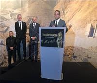 وزير الآثار يدعو الشعب الفرنسي لزيارة مصر
