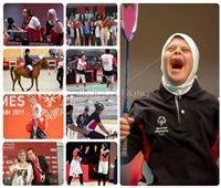 بالأسماء .. حصاد بعثة الفراعنة بالألعاب العالمية للاولمبياد الخاص بأبو ظبى