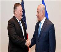 وزير الخارجية الأمريكي يزور الحائط الغربي بالقدس بصحبة نتنياهو