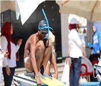 تعرف على نتائج اليوم الأخير من بطولة الجمهورية للسباحة بالزعانف