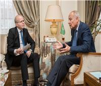 «أبو الغيط»: لم نطلع على «صفقة القرن».. وحل الأزمة السورية يستغرق سنوات
