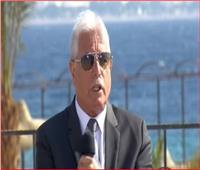فيديو| خالد فودة: افتتاح مشروعات جديدة بمحافظة جنوب سيناء شهريا