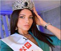 تجريد ملكة جمال موسكو من اللقب بسبب السوشيال ميديا