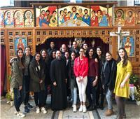 كنيسة الأقباط الكاثوليك بباريس تنظم «يوم الشباب الشرقي»