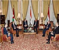 تفاصيل الاجتماع السداسي لوزراء خارجية ورؤساء مخابرات مصر والأردن والعراق