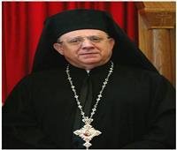 الكنيسة الكاثوليكية تحتفل بعيد السيامة الأسقفية للمطران جورج بكر