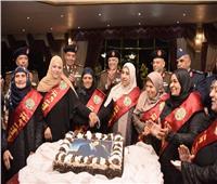 القوات المسلحة تحتفل بتكريم الأم المثالية والأب المثالي