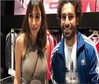 5 معلومات عن اللبنانية «جيسي عبدو» بعد ظهورها مع محمد صلاح