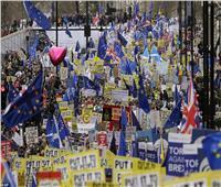5 ملايين توقيع على اتفاقية إلغاء البريكست