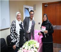 بالصور.. مستشفى بهية تكرم 25 سيدة من أمهات الشهداء