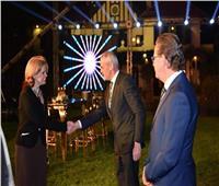 سفيرة بلجيكا: «الشيكولاته» مجال مهم للتعاون مع مصر