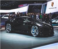 شاهد| أغلى سيارة في العالم.. بـ 328 مليون جنيها