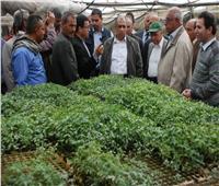 اليوم.. وزير الزراعة يتفقد المشروعات والمحطات البحثية ببني سويف