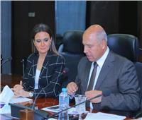 وزيرا النقل والاستثمار يبحثان تشجيع الاستثمارات في الموانئ