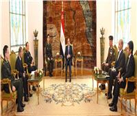 وزير دفاع الصين يؤكد حرص بكين على تطوير علاقاتها الاستراتيجية مع مصر