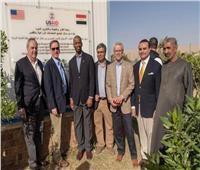 «الأمريكية للتنمية» تطلق مشروعات تعزيز الأعمال الزراعية بالأقصر