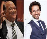 بعد 6 سنوات.. حسن حسني يجتمع مع أحمد حلمي في عمل واحد