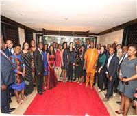 وزيرة التخطيط تشارك بفعالية «دعم الشباب الإفريقي ورقمنة ودمج إفريقيا»