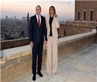 صور| الرئيس البلغاري يزور قلعة صلاح الدين والمتحف المصري بالتحرير