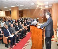 وزير البترول يطلق برنامج تنمية الموارد البشرية بقطاع الثروة المعدنية