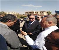 محافظ القاهرة يتابع استعدادات بطولة كأس الأمم الأفريقية