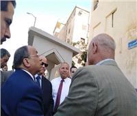 وزير التنمية المحلية ومحافظ القاهرة يتفقدان استاد السلام الدولي