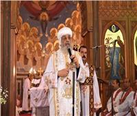 البابا تواضروس: يعلن احتفالات الكنيسة خلال  شهر مارس